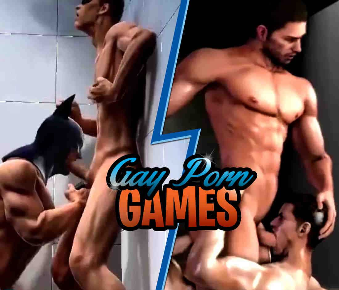 Gay Games Online – Free Homosexual Games